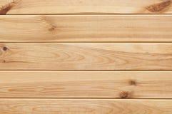 Fond en bois de texture de brun de planche Photo libre de droits