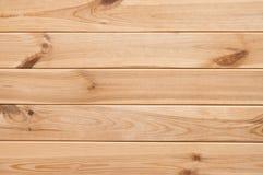 Fond en bois de texture de brun de planche Images libres de droits