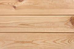 Fond en bois de texture de brun de planche Photographie stock libre de droits