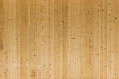 Fond en bois de texture de mur de planche de Brown photos stock