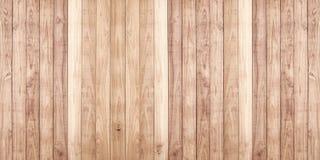 Fond en bois de texture de mur de planche de Brown Images libres de droits