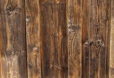 Fond en bois de texture de Planked de vieux vintage images stock