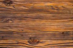 Fond en bois de texture de Planked de vieux vintage Vue supérieure de rustique photographie stock