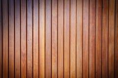 Fond en bois de texture de teck Image libre de droits