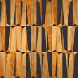 Fond en bois de texture de mur - modèle sans couture abstrait Photographie stock