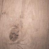 Fond en bois de texture noué Images libres de droits