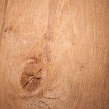 Fond en bois de texture noué Photo libre de droits