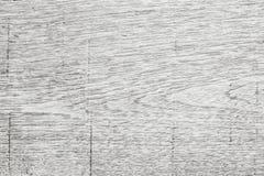 Fond en bois de texture peint par blanc images stock