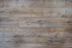 Fond en bois de texture de planche de Brown photographie stock libre de droits