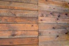 Fond en bois de texture, planches en bois images stock
