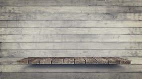 Fond en bois de texture Vieux conseils photographie stock libre de droits