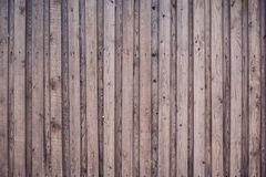 Fond en bois de texture Vue en bois de vintage Photos stock