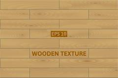 Fond en bois de vecteur Texture en bois de planches Photo libre de droits