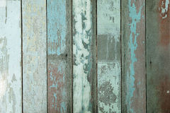 Fond en bois de vintage Photographie stock libre de droits