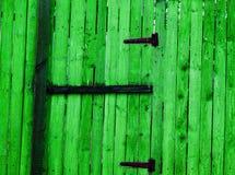 Fond en bois de vintage, lumière naturelle Images libres de droits
