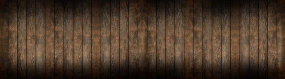 Fond en bois foncé image stock