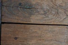 Fond en bois foncé grunge de texture Photos libres de droits