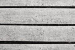 Fond en bois gris blanc de texture Fond en bois images libres de droits