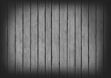 Fond en bois gris de texture de conception de panneaux Photo libre de droits