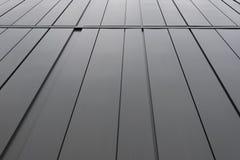 Fond en bois gris moderne de texture Images libres de droits