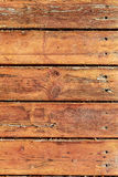 Fond en bois grunge de planches Photos libres de droits