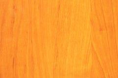 Fond en bois jaune Image stock
