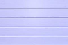 Fond en bois lilas vide de planches Photographie stock libre de droits