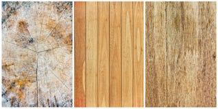 Fond en bois multi de texture Image libre de droits