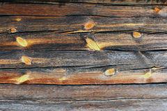 Fond en bois naturel Images libres de droits