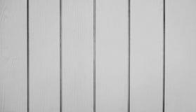 Fond en bois noir et blanc de texture Photo libre de droits