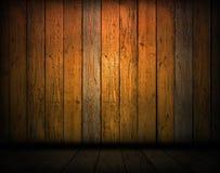 Fond en bois normal Photographie stock libre de droits