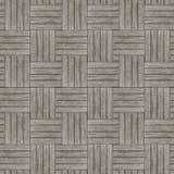 Fond en bois, plancher en bois carrelé de terrasse image libre de droits