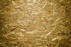 Fond en bois pressé de panneau, texture sans couture de St orienté Image stock