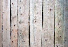 Fond en bois réaliste Tons naturels, style grunge Texture en bois Image libre de droits