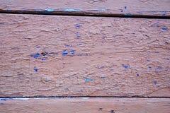 Fond en bois réaliste Tons naturels, style grunge Texture en bois, fin de Grey Plank Striped Timber Desk  vintage superficiel par photo libre de droits