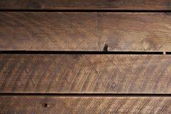 Fond en bois repris photographie stock libre de droits