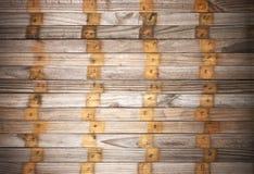 Fond en bois rustique images stock