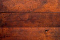 Fond en bois rustique de planches Image libre de droits