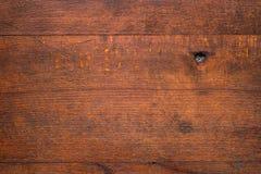 Fond en bois rustique de planches photo stock