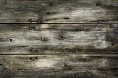 Fond en bois rustique de planches avec le dégradé gentil photographie stock