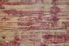 Fond en bois rustique superficiel par les agents vieux par grunge photographie stock