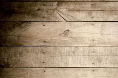 Fond en bois superficiel par les agents Images stock