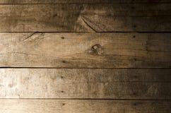 Fond en bois superficiel par les agents Photo libre de droits