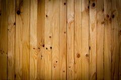 Fond en bois superficiel par les agents par voie de garage de mur et d'étage Texture de cru Images libres de droits
