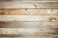 Fond rustique en bois de grange Photos libres de droits