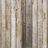 Fond en bois superficiel par les agents rustique de grange avec des noeuds et des trous de clou Image libre de droits
