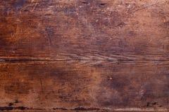 Fond en bois, type rustique Photo libre de droits
