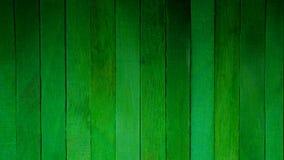 Fond en bois vert approximatif de texture de cloison de séparation photographie stock libre de droits