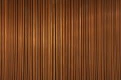 Fond en bronze de rideau photo stock