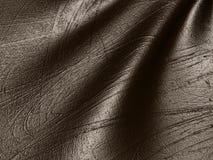 Fond en caoutchouc foncé élégant de tissu photo libre de droits